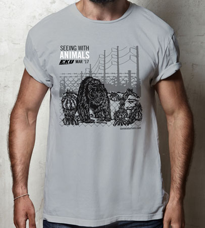 Seeing with Animals Conference T-Shirt